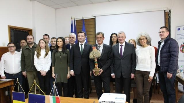 Свилен Иванов пое председателството на Българо-румънската земеделска работна група
