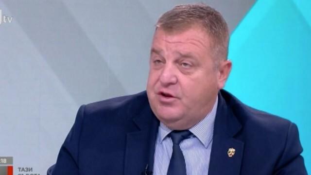 Каракачанов: Този парламент е най-просташкият у нас след Освобождението