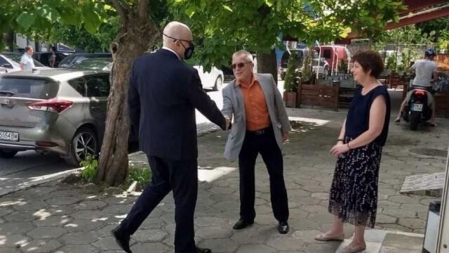 Главният прокурор посети териториалните отделения в Луковит и Червен бряг
