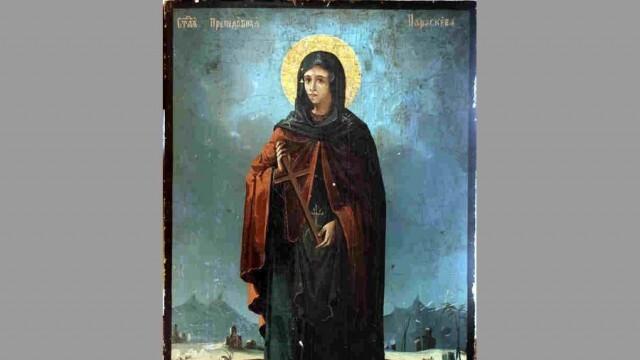 На 14 октомври църквата почита св. Петка Българска