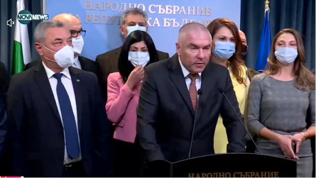 Веселин Марешки и Валери Симеонов начело на листите на коалицията си в родните им градове