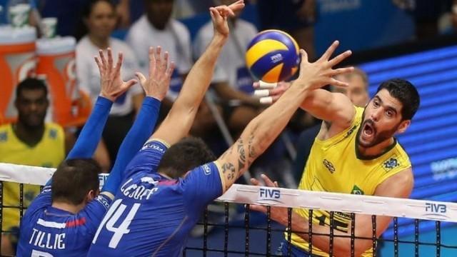 Русе: Невиждан интерес за Франция - Бразилия на Световното по волейбол