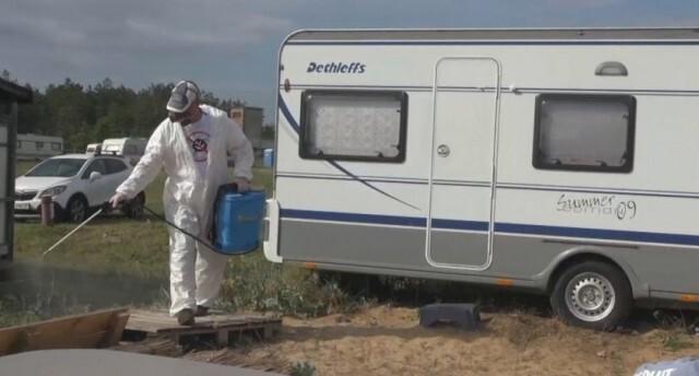 Почина заразеният с коронавирус турист от кайткъмпинг