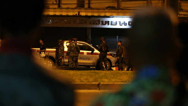 Ликвидираха стрелеца от Тайланд