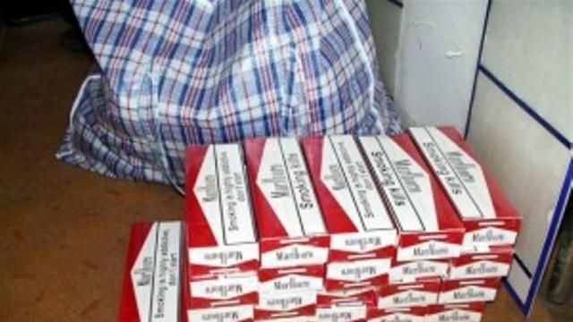 Митничари откриха 800 кутии контрабандно