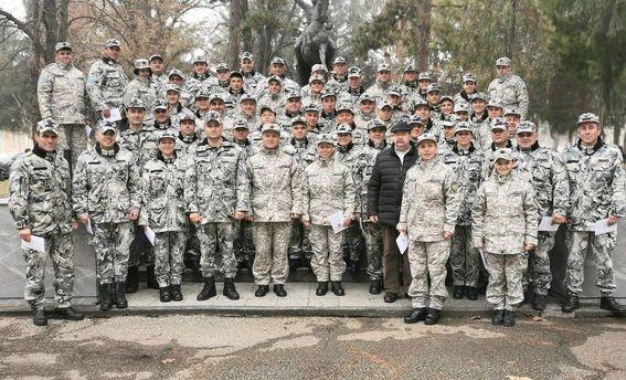 """Завърши обучението на специализанти от курса """"Младши сержант – първи модул"""""""