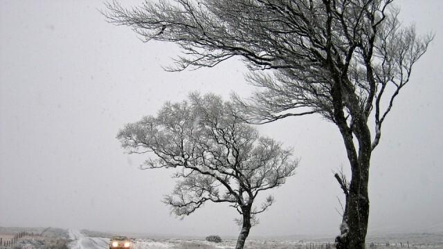 АПИ съветва шофьорите да са подготвени за зимни условия