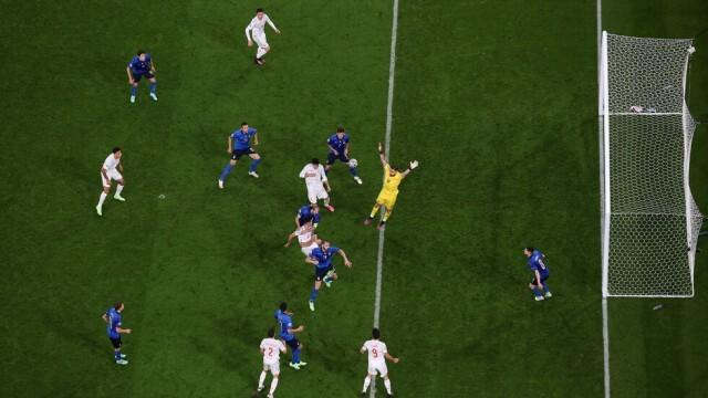 Италия отива на финал на UEFA EURO 2020