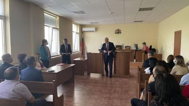 Иван Гешев се срещна с магистратите от окръжните и районни прокуратури в Плевен и Ловеч