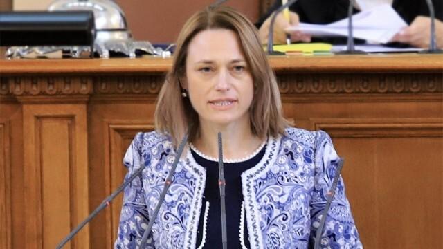 ГДБОП откри мъжа, заплашил шефката на Парламента Ива Митева с убийство -вижте кой е (Обновена)