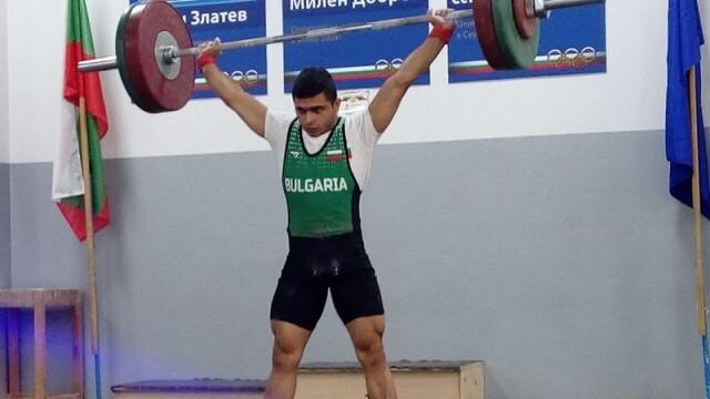 Трима русенски щангисти са в разширения състав на националния отбор по вдигане на тежести