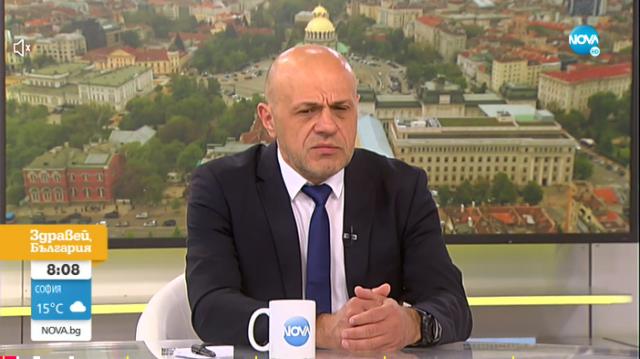 Томислав Дончев за Десислава Танева: Дори в откровен разговор такива неща не се говорят от министър