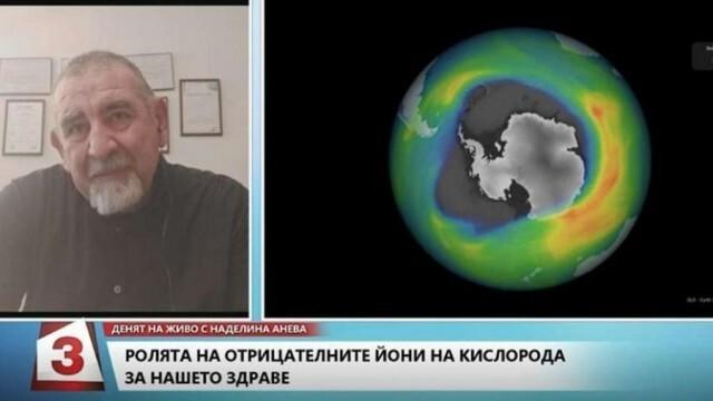 Проф. Ганев: До март 2021 г. COVID-19 ще се изчерпи, през 2022 г. - нова вълна