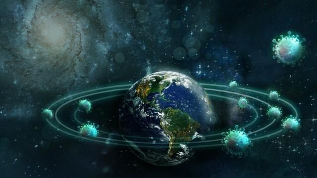 В света броят на заразените с COVID-19 скочи със 181 000