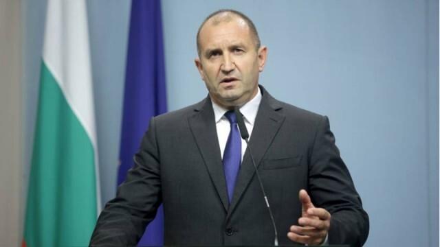 Румен Радев представя официално новото служебно правителство