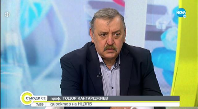 Проф. Кантарджиев поряза заведенията на закрито и разкритикува липсата на контрол