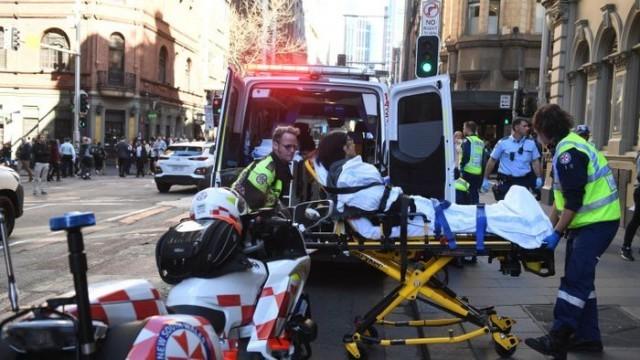 Сидни: Мъж наръга с нож 41-годишна, жена на 21 убита наблизо