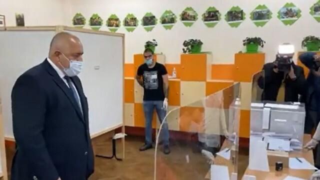 Борисов: Това са най-скъпите избори, ще излязат над 150 милиона лева