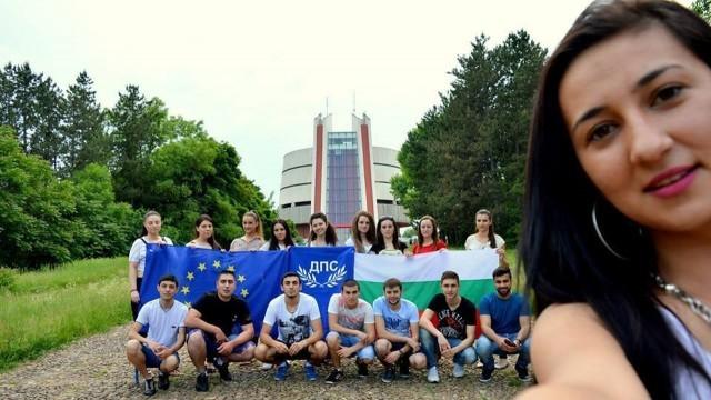 Младежи от ДПС - Плевен с втора награда от конкурс за селфи