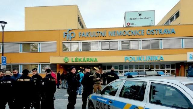 Шестима убити след стрелба в болница в Чехия