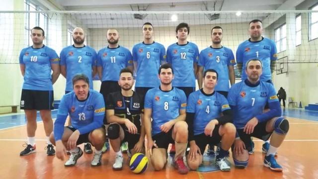Силистренските волейболисти на път за Висшата лига