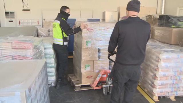 Поредна пратка помощи пращаме на Хърватска
