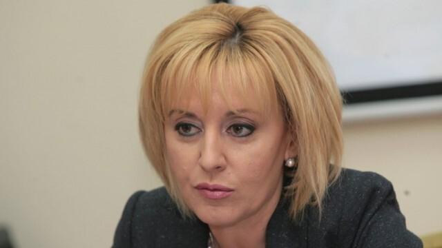 Мая Манолова сега признава: Борисов ми изпрати кого ли не и обеща всичко, за да не участвам в изборите (Видео)