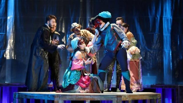Диктатурата като чума представя в Русе театрална трупа от Гюргево