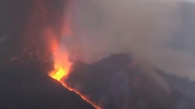 Вулканът в Ла Палма не стихва, отново евакуират жители