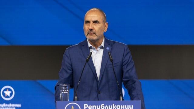 Цветанов към депутатите от ГЕРБ:  Под натиска на Бойко Борисов страната е напът да направи огромна грешка