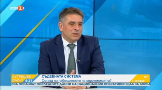 Ще подаде ли оставка Данаил Кирилов заради мониторинговия доклад на ЕК?
