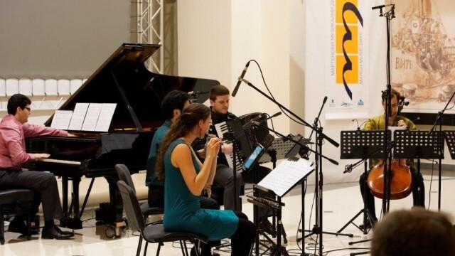 """Концертен запис от програмата на МФ """"Мартенски музикални дни"""" през 2019 ще звучи  по швейцарското радио SRF 2 Kultur"""