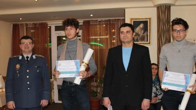 "ВВВУ ""Георги Бенковски"" отличи ученически иновативни проекти"