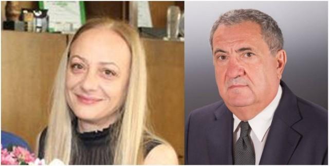 Пламен Рашев и Наталия Кръстева са замовете на Иво Пазарджиев в местния парламент
