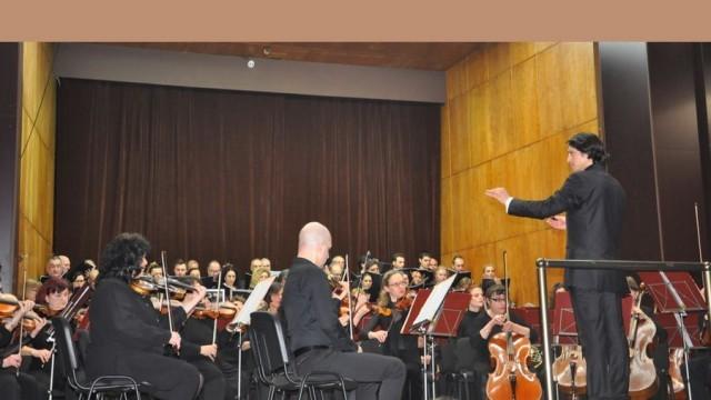 Знаменателен концерт на Плевенската филхармония под диригентството на Йордан Камджалов