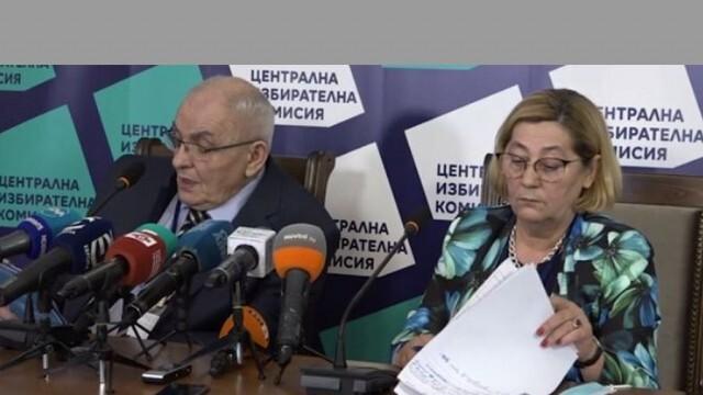 7,6% са гласували в страната към 10 часа, машинното гласуване в район Велико Търново е спряно