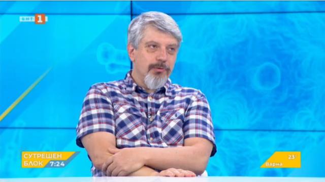 Математикът в Щаба проф. Витанов: 110 000 българи са се срещнали с коронавируса
