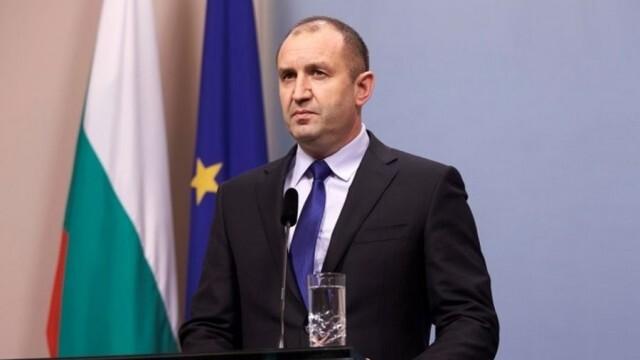 Румен Радев с изявление: Делян Пеевски и Ахмед Доган не трябва да се охраняват от НСО