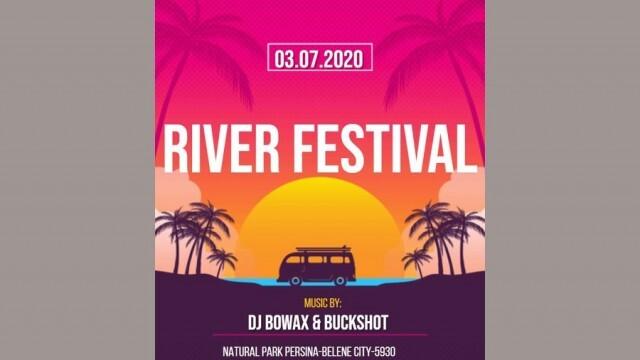 Петият Фестивал на река Дунав: Дунавско парти ще забавлява жителите и гостите на община Белене