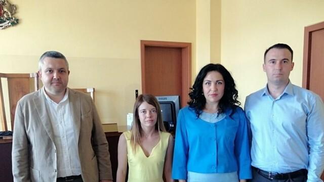 Трима прокурори встъпиха в длъжност в РП – Плевен, младши следовател - в Окръжен следствен отдел при ОП