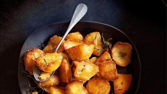 Рецепта за хрупкави картофки