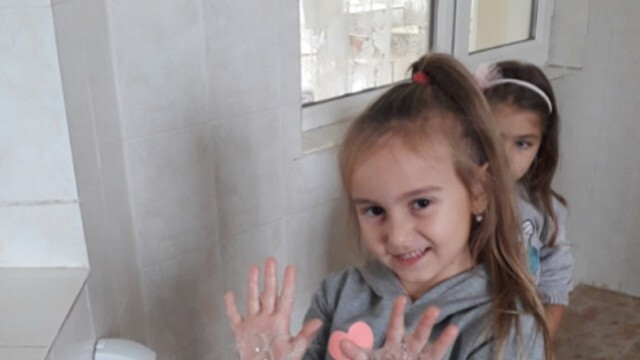 """В Дулово: Световния ден на чистите ръце отпразнуваха възпитаниците на """"Мир"""""""