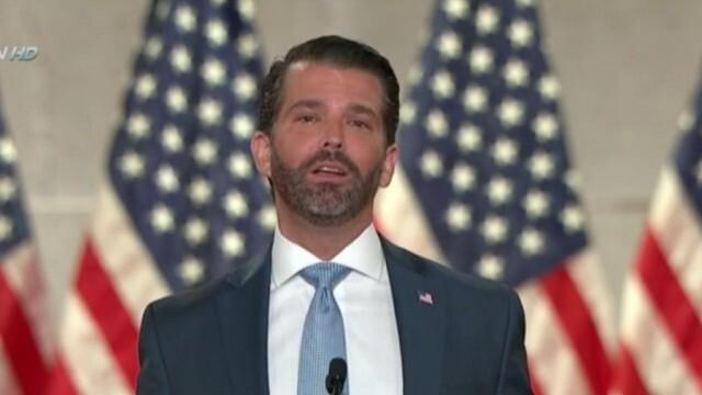 Най-големият син на Тръмп е с коронавирус