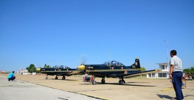 Обявен е конкурс за 77 вакантни длъжности във Военновъздушните сили