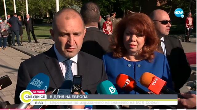 Румен Радев загатна какъв ще е служебният премиер