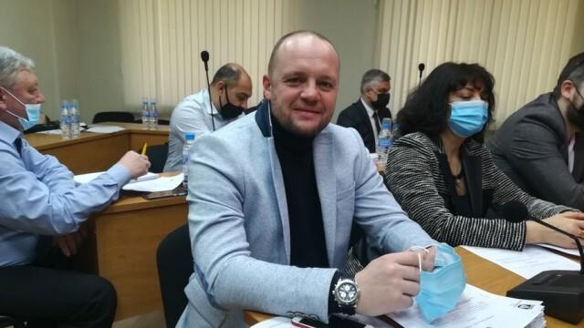 Зам.-председателят на Общинския съвет в Плевен Бойко Тодоров стана татко за втори път