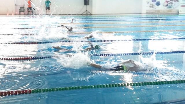 Плувци на