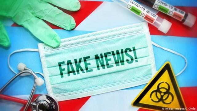 Хора  умират от COVID-19, но и от фалшиви новини свързани с вируса