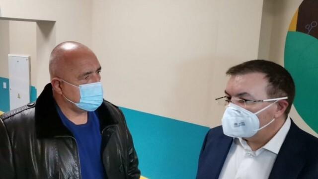 Борисов разпореди на здравния министър да пусне