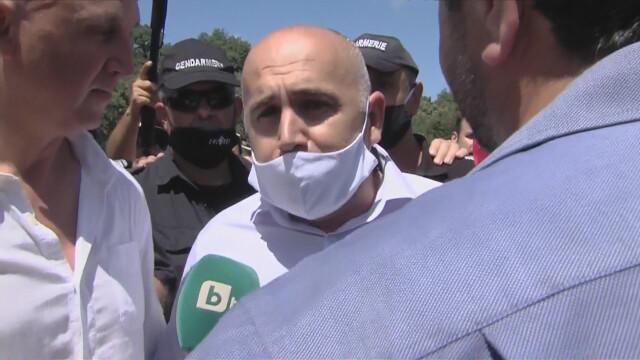 Шефът на бургаската полиция подаде оставка след случилото се в Росенец, премиерът му я поискал